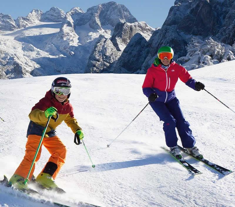 Skigebiet Dachstein West / Gosau