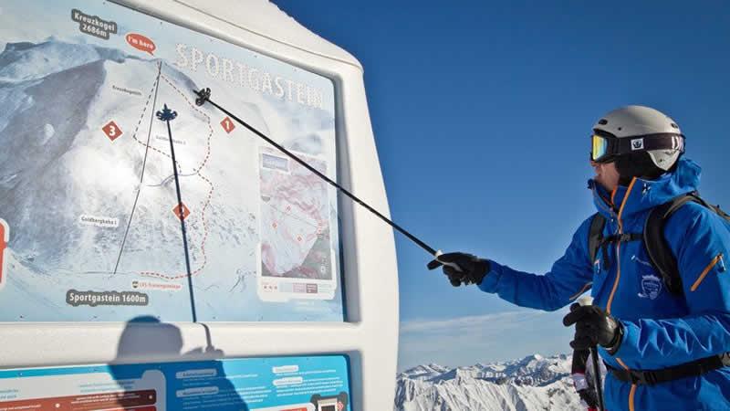 Skigebiet Sportgastein Freeride