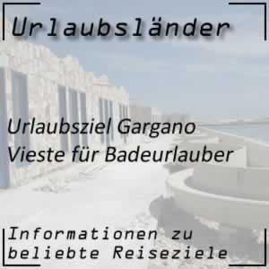 Urlaub Vieste / Gargano