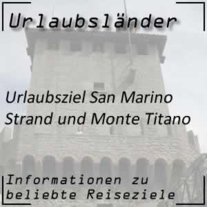 Urlaub San Marino