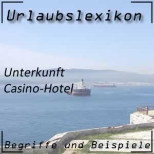 Casino-Hotel im Tourismus