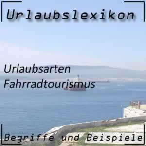 Urlaubslexikon Fahrradtourismus