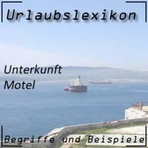 Motel im Tourismus