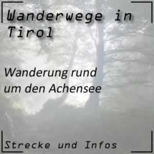 Wanderung Achensee Tirol
