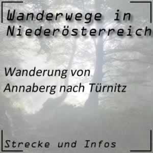 Wanderung von Annaberg nach Türnitz