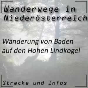 Baden -> Hoher Lindkogel