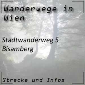 Stadtwanderweg 5 Bisamberg in Wien