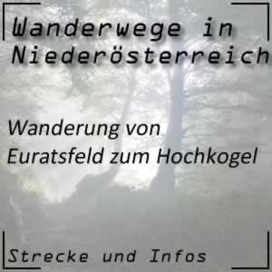 Wanderung von Euratsfeld zum Hochkogel