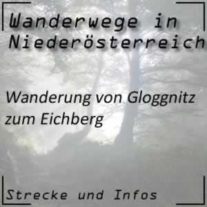 Wanderung von Gloggnitz zum Eichberg