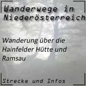 Hainfeld Rundwanderweg