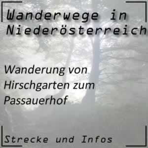Hirschengarten -> Passauerhof