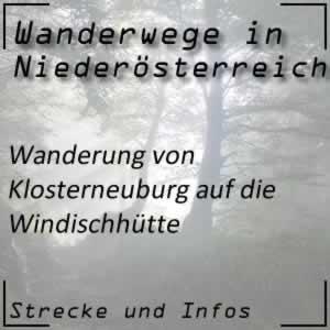 Klosterneuburg -> Windischhütte