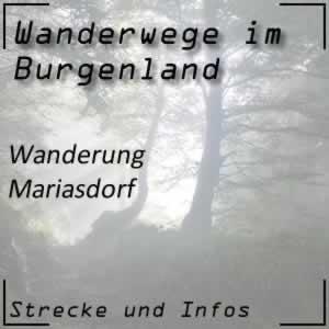 Rundwanderung Mariadorfs Burgenland