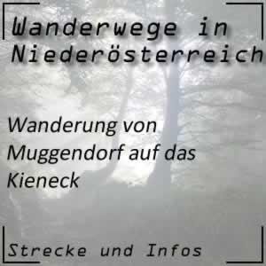 Muggendorf -> Kieneck Wanderung