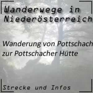 Pottschacher Hütte Wanderung