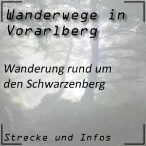 Rund um den Schwarzenberg Wanderung