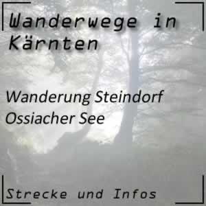 Wanderung Steindorf Ossiacher See
