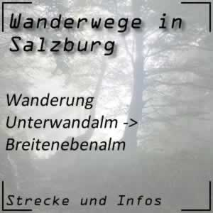 Unterwandalm / Breitenebenalm