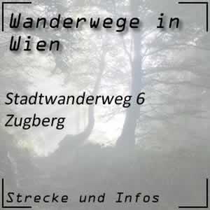 Stadtwanderweg 6 Zugberg in Wien