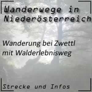 Zwettl Walderlebnisweg