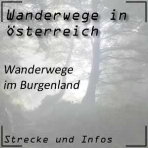 Wanderwege im Burgenland