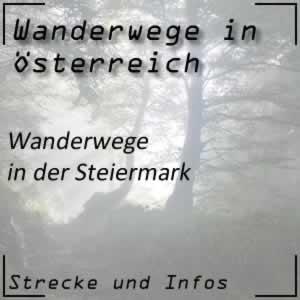 Wanderwege in der Steiermark