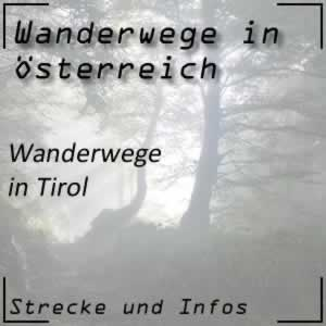 Wanderwege in Tirol