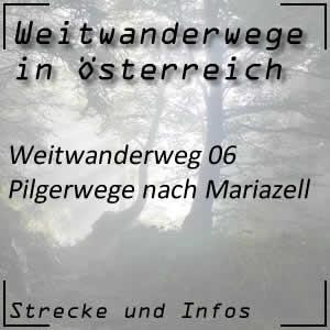 Weitwanderweg 06 Pilgerwege nach Mariazell
