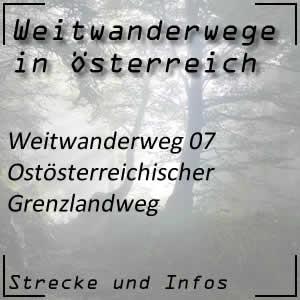 Weitwanderweg 07 Ostösterreichischer Grenzlandweg