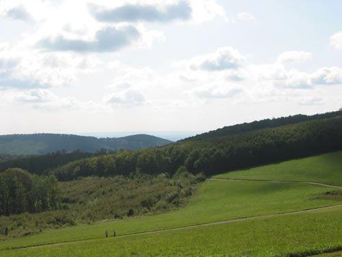 Stadtwanderweg Sophienalpe