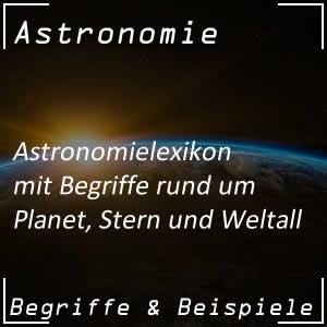 Astronomielexikon