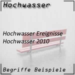 Hochwasser 2010 Österreich