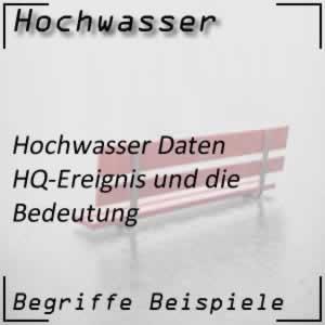 Hochwasser HQ-Ereignis