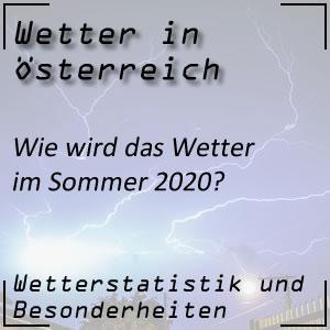 Wie wird das Wetter im Sommer 2020?