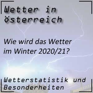 Wetter im Winter 2020/2021