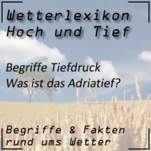 Wetterlexikon Adriatief