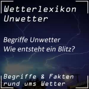 Wetterlexikon Blitz