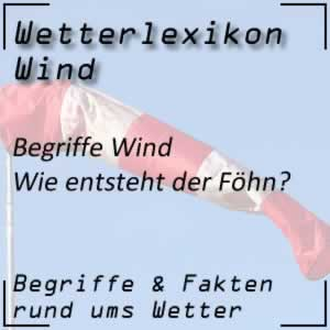 Wetterlexikon Föhn