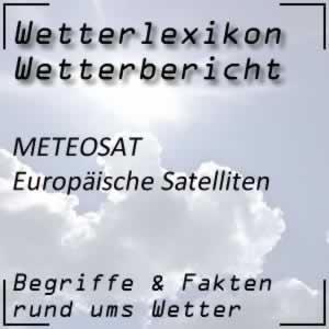 METEOSAT Satellitenbilder