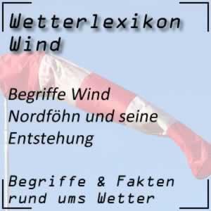 Wetter Nordföhn