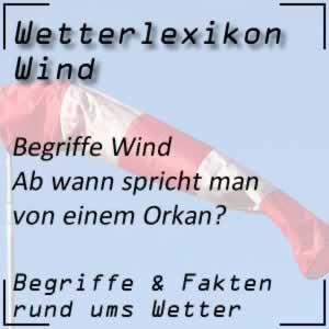 Wetter Orkan