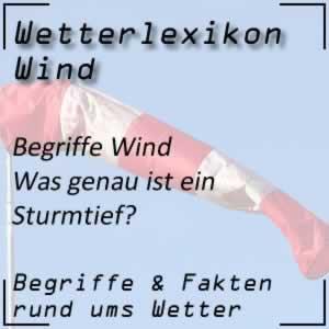 Sturmtief starker Wind