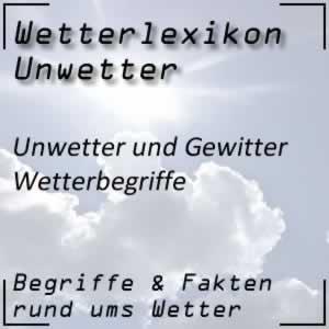 Unwetter / Gewitter