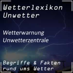 Unwetterzentrale