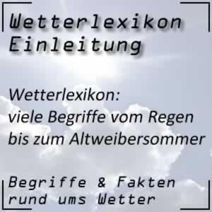 Wetterlexikon