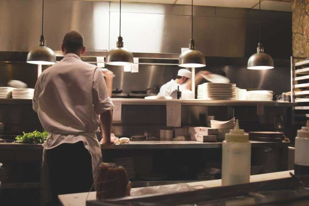 Arbeitskleidung Küche