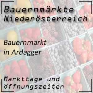 Wochenmarkt Ardagger