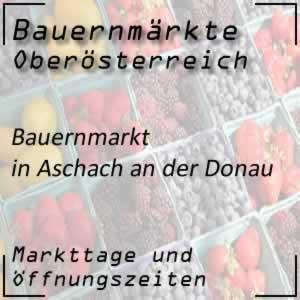 Bauernmarkt Aschach an der Donau