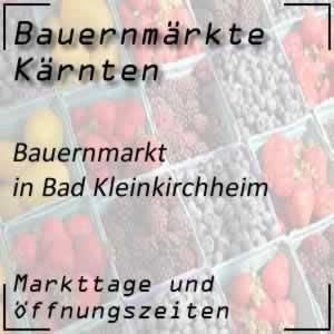 Bauernmarkt Bad Kleinkirchheim