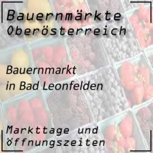 Bauernmarkt Bad Leonfelden
